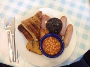 City Cafe Breakfast