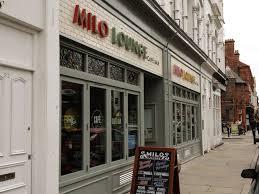 Milo Lounge Front